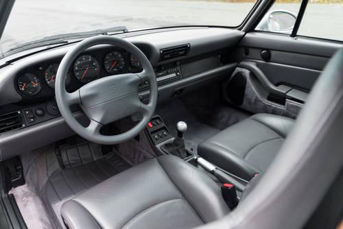 1996 Porsche Carrera 4S  For Sale (picture 4 of 6)