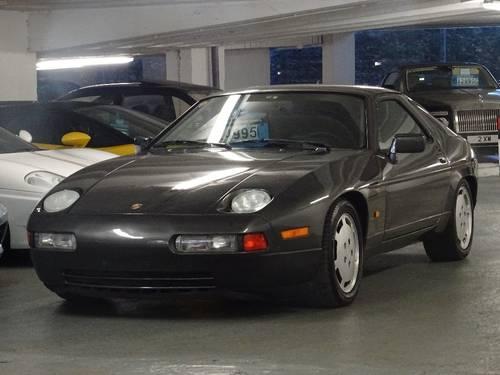 1990 Porsche 928 5.0 S4 Auto LHD 2dr For Sale (picture 1 of 6)