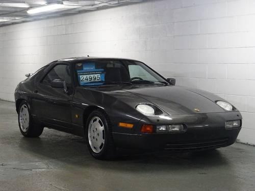 1990 Porsche 928 5.0 S4 Auto LHD 2dr For Sale (picture 3 of 6)