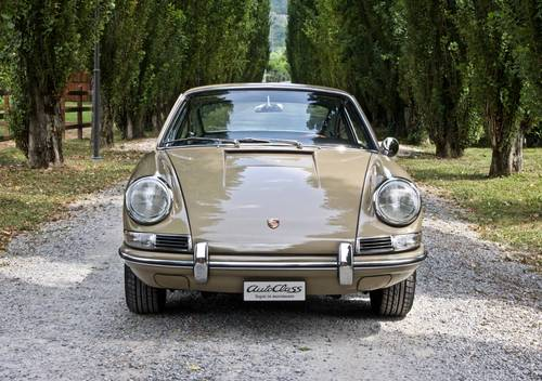1966 Porsche 912 -Matching numbers/Colors- Porsche certification  For Sale (picture 1 of 6)