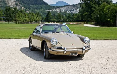 1966 Porsche 912 -Matching numbers/Colors- Porsche certification  For Sale (picture 2 of 6)