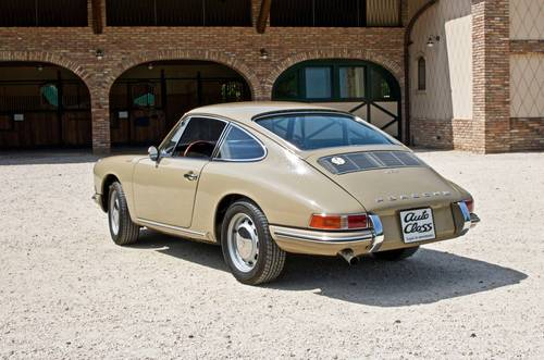 1966 Porsche 912 -Matching numbers/Colors- Porsche certification  For Sale (picture 3 of 6)