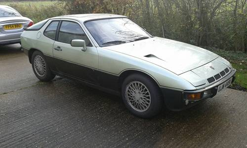 1979 Porsche 924 Turbo running partly recommissioned SOLD (picture 1 of 6)