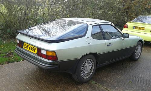 1979 Porsche 924 Turbo running partly recommissioned SOLD (picture 3 of 6)