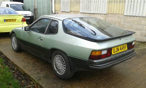1979 Porsche 924 Turbo running partly recommissioned SOLD (picture 4 of 6)
