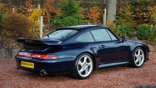 1996 Porsche 911-993 4S low miles spectacular condition SOLD (picture 2 of 6)