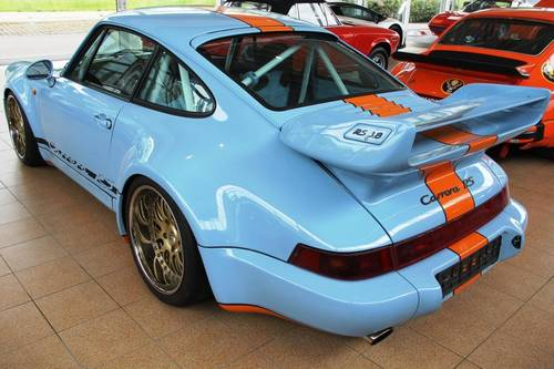 1992 Porsche 964/911 RSR 3.8  +++ Original 3.6 RS For Sale (picture 2 of 6)