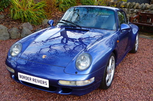 1996 Porsche 911-993 4S low miles beautiful condition SOLD (picture 1 of 6)