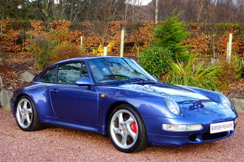 1996 Porsche 911-993 4S low miles beautiful condition SOLD (picture 2 of 6)