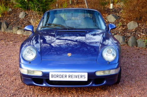 1996 Porsche 911-993 4S low miles beautiful condition SOLD (picture 3 of 6)