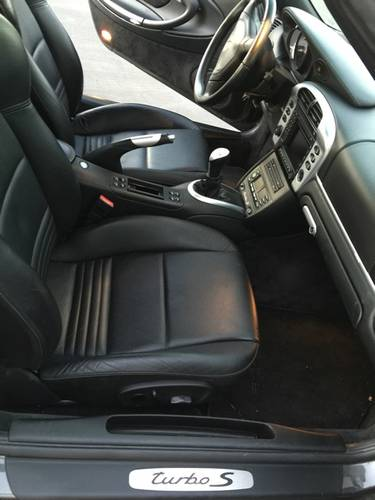 2005 996 turbo S cabriolet manual gearbox low miles  SOLD (picture 5 of 6)