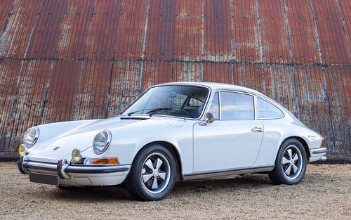 1970 Porsche 911E 2.2 - NEW PRICE! SOLD (picture 1 of 6)