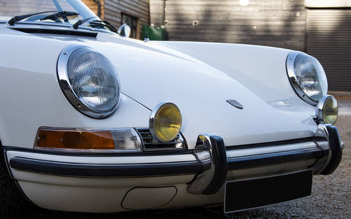 1970 Porsche 911E 2.2 - NEW PRICE! SOLD (picture 2 of 6)