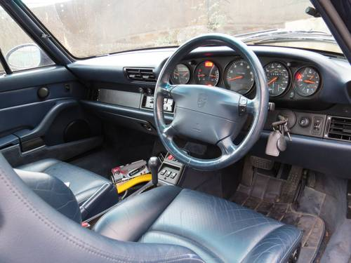 1995 Porsche 911 993 Carerra 3.6 Tiptronic S Coupe For Sale (picture 2 of 6)
