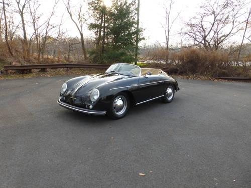 1957 Porsche 356 Speedster Replica Very Presentable - SOLD (picture 3 of 6)