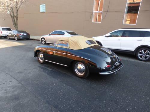1957 Porsche 356 Speedster Replica Very Presentable - SOLD (picture 4 of 6)