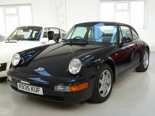 1992 Porsche 964 C4 Manual - Exceptional Example SOLD (picture 1 of 6)