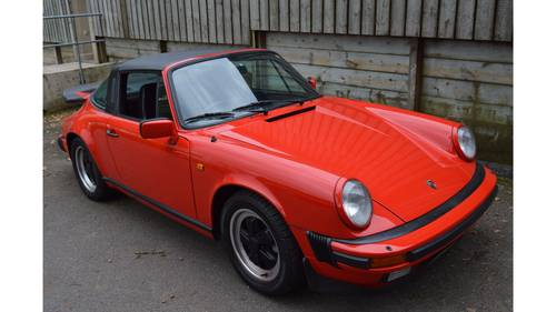 1983 Porsche 911 Carrera Targa - low ownership, excellent history For Sale (picture 6 of 6)