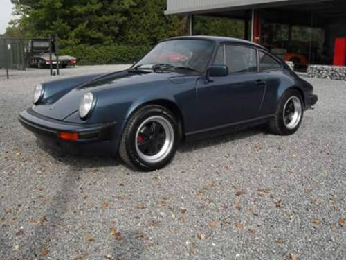 1980 LHD Porsche 911 sc 3.0 coupe LEFT HAND DRIVE For Sale (picture 1 of 6)