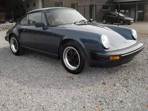 1980 LHD Porsche 911 sc 3.0 coupe LEFT HAND DRIVE For Sale (picture 2 of 6)