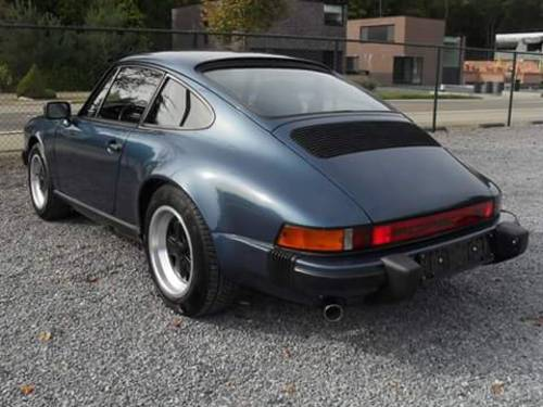 1980 LHD Porsche 911 sc 3.0 coupe LEFT HAND DRIVE For Sale (picture 3 of 6)