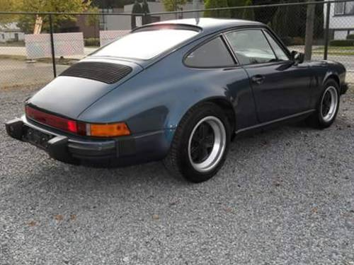 1980 LHD Porsche 911 sc 3.0 coupe LEFT HAND DRIVE For Sale (picture 4 of 6)