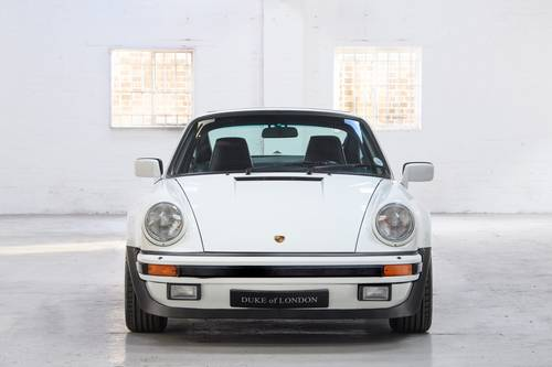 1986 Porsche 930 Turbo 3.3 4 Speed 911 LHD SOLD (picture 2 of 6)