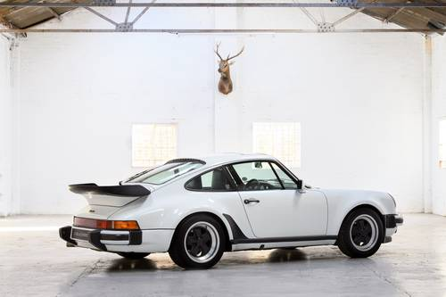1986 Porsche 930 Turbo 3.3 4 Speed 911 LHD SOLD (picture 3 of 6)