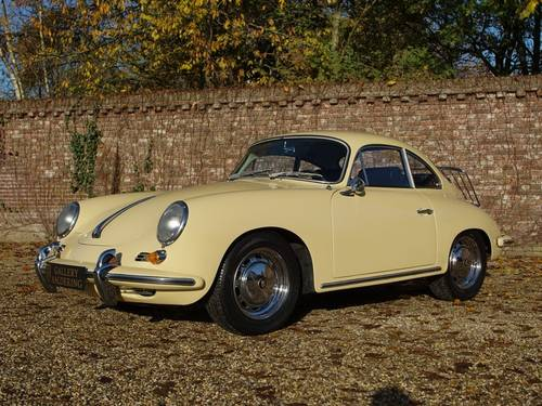 1964 Porsche 356C 1600 616/15 Fully Restored condition! For Sale (picture 1 of 6)