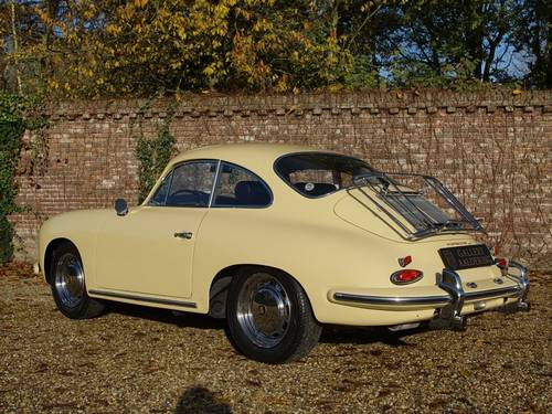 1964 Porsche 356C 1600 616/15 Fully Restored condition! For Sale (picture 2 of 6)