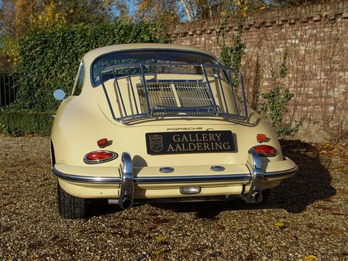 1964 Porsche 356C 1600 616/15 Fully Restored condition! For Sale (picture 6 of 6)