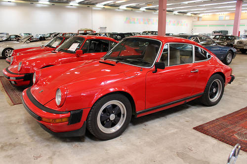 1974 Porsche 911 S 2,7 LHD SOLD (picture 1 of 6)