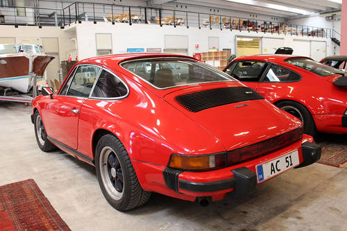 1974 Porsche 911 S 2,7 LHD For Sale (picture 2 of 6)