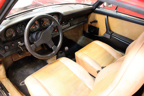 1974 Porsche 911 S 2,7 LHD For Sale (picture 3 of 6)