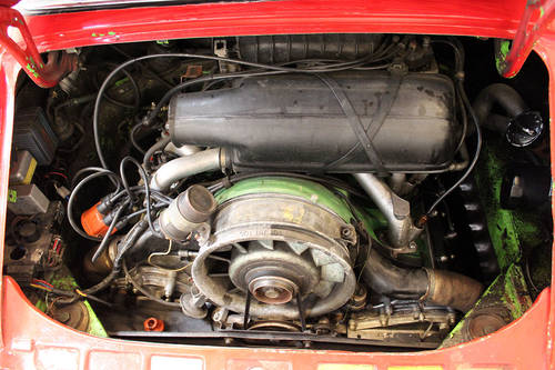 1974 Porsche 911 S 2,7 LHD For Sale (picture 6 of 6)