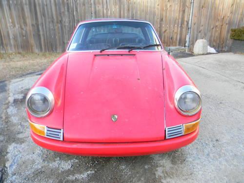 1970 Porsche 911T Targa Needs Restoration - SOLD (picture 2 of 6)