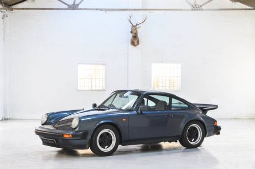 1981 Porsche 911 3.0 SC 1 Owner From New UK RHD SOLD (picture 1 of 6)