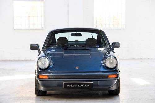 1981 Porsche 911 3.0 SC 1 Owner From New UK RHD SOLD (picture 2 of 6)