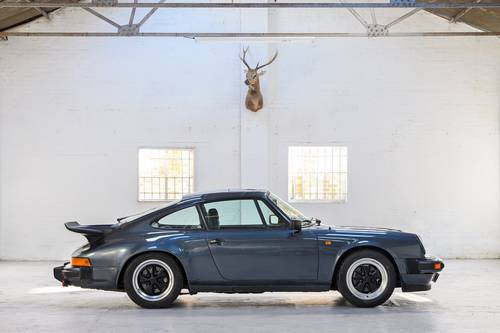1981 Porsche 911 3.0 SC 1 Owner From New UK RHD SOLD (picture 3 of 6)