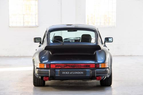 1981 Porsche 911 3.0 SC 1 Owner From New UK RHD SOLD (picture 4 of 6)