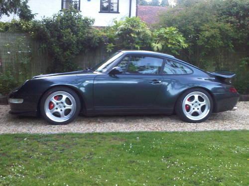 1994 Porsche 993 C2 For Sale (picture 1 of 4)