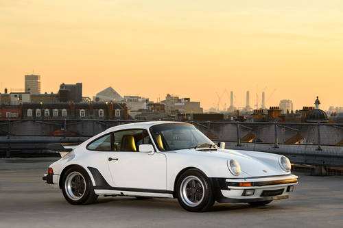 1986 Porsche 930 Turbo 3.3 4 Speed 911 LHD SOLD (picture 1 of 6)