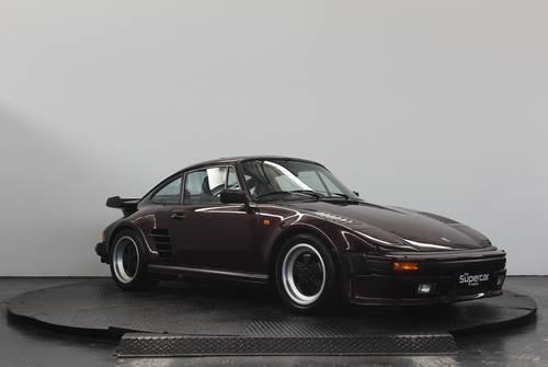 1985 Porsche 930 Turbo Flachbau For Sale (picture 2 of 6)