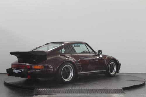 1985 Porsche 930 Turbo Flachbau For Sale (picture 3 of 6)