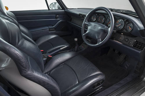 1997 PORSCHE 911 (993) CARRERA 2S SOLD (picture 4 of 6)