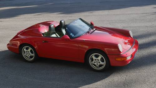1993 PORSCHE 964 SPEEDSTER For Sale (picture 1 of 6)