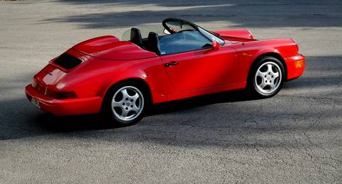 1993 PORSCHE 964 SPEEDSTER For Sale (picture 2 of 6)