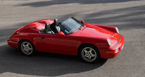 1993 PORSCHE 964 SPEEDSTER For Sale (picture 3 of 6)