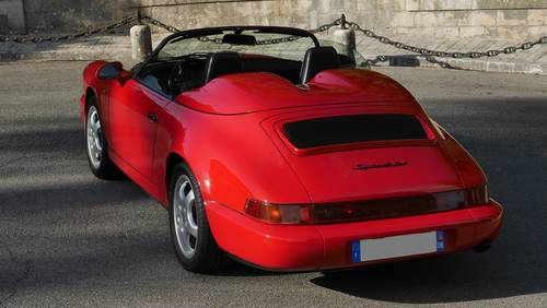 1993 PORSCHE 964 SPEEDSTER For Sale (picture 6 of 6)
