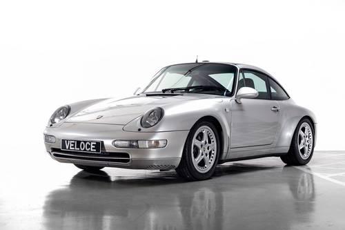 1997 Porsche 993 Targa LHD  SOLD (picture 1 of 6)
